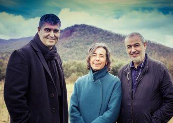 RCR Arquitectes, foto dei 3 architetti vincitori del Premio Pritzker 2017