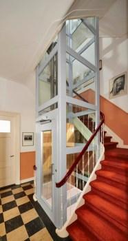 come installare ascensore interno per la casa Gulliver di ThyssenKrupp