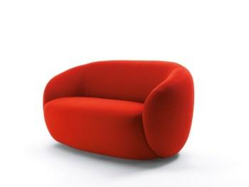 Workplace 3.0: novità arredamento per ufficio poltrona rossa Botero di Sesta