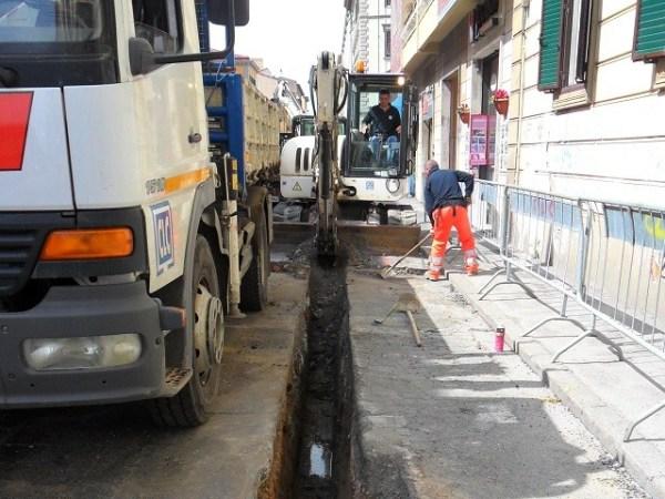attestazione SOA per imprese edili lavori per sostituire tubazioni