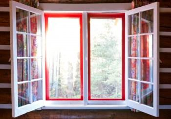 profumare la casa e cambiare aria almeno 1 volta al giorno con le finiestre aperte
