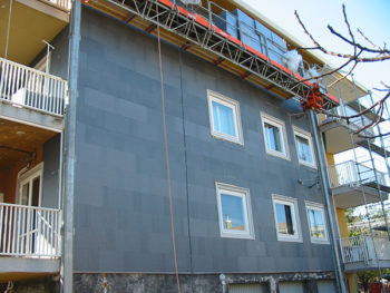 migliorare l'efficienza energetica con cappotto termico esterno