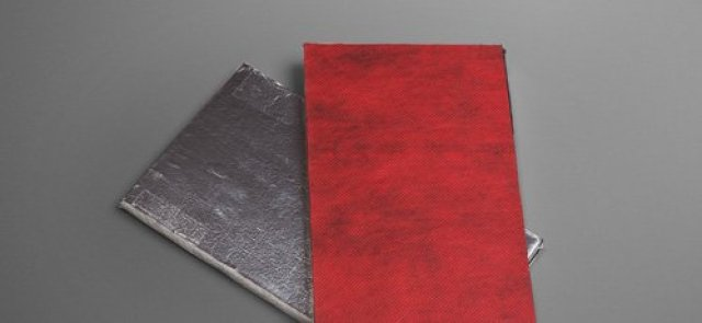 Pannelli sottovuoto per isolamento termico Bitbau Dorr