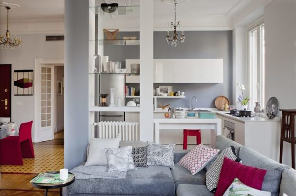 Ristrutturazione casa consigli per risparmiare FOTO ristrutturazione soggiorno con angolo cottura