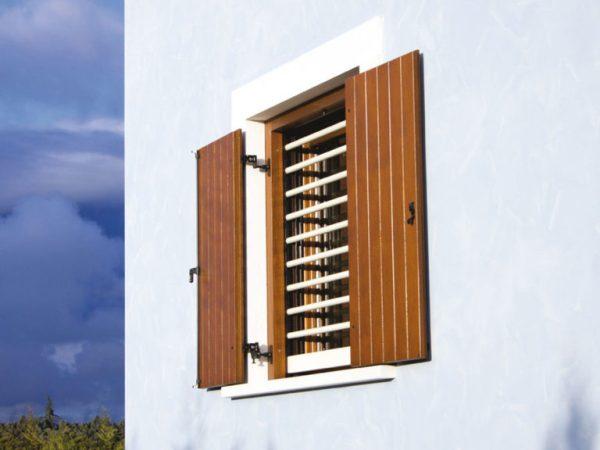 Difendere casa con sistemi di sicurezza passiva: Finestra antieffrazione Modula Group