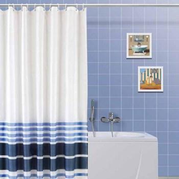 Tenda alternativa al box doccia: tenda in poliestere ManoMano