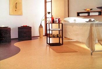 pavimenti in linoleum : foto centro massaggi con linoleum Floorzeta