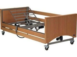 camera da letto per disabili: Letto elettrico per persone disabili Palmirani