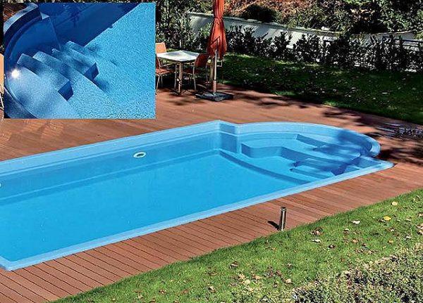 Permessi per costruire piscina. FOTO Piscina interrata Ecoline