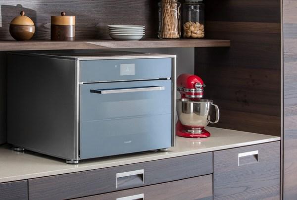 Realizzare cucina da chef in casa: FOTO Abbattitore Foster