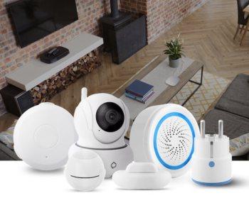 Internet of Things sicurezza casa Sensori aggiuntivi Live protection