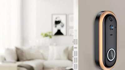 Campanello wireless con telecamera Mbuynow
