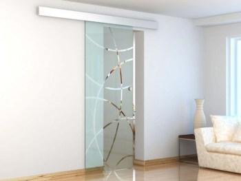 Come pulire le porte interne. Foto Porta in vetro Vente Unique