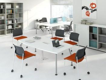 Sedie posturali da ufficio in sala riunioni
