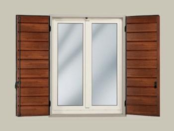 scuri in alluminio per finestre e serramenti