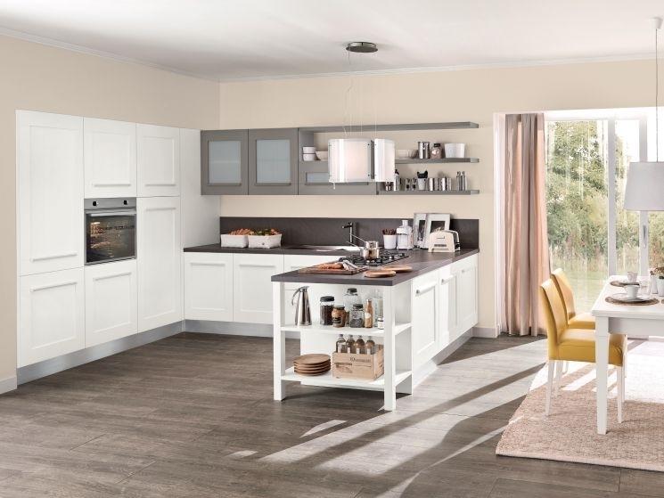 Le pareti color sabbia tortora stanno bene ovunque in casa, specie in soggiorno, camera da letto e in bagno,. Color Sabbia Pareti Per La Cucina Blog Casaomnia