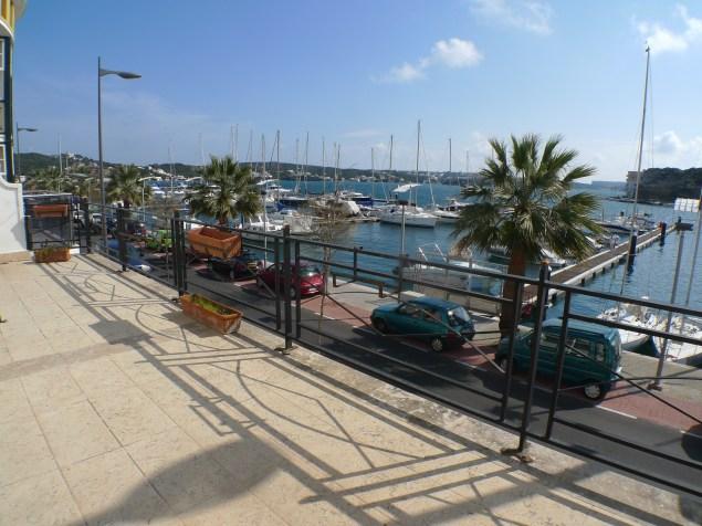 casa en venta primera linea de mar puerto de mahon menorca