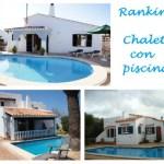 Los chalets con piscina privada más baratos