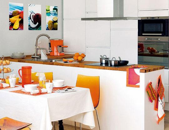 decoracion colores hogar casa primavera