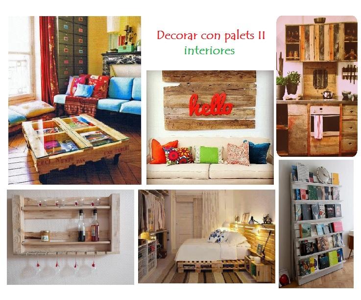 Decoracion casas con palets - Decoracion con palets ...