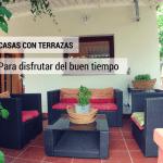 Casas con terraza para disfrutar del buen tiempo en Menorca