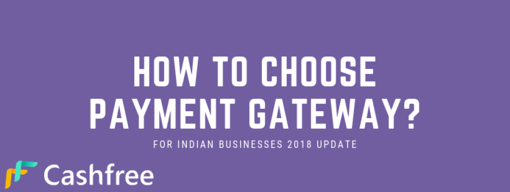 best payment gateway india 2018