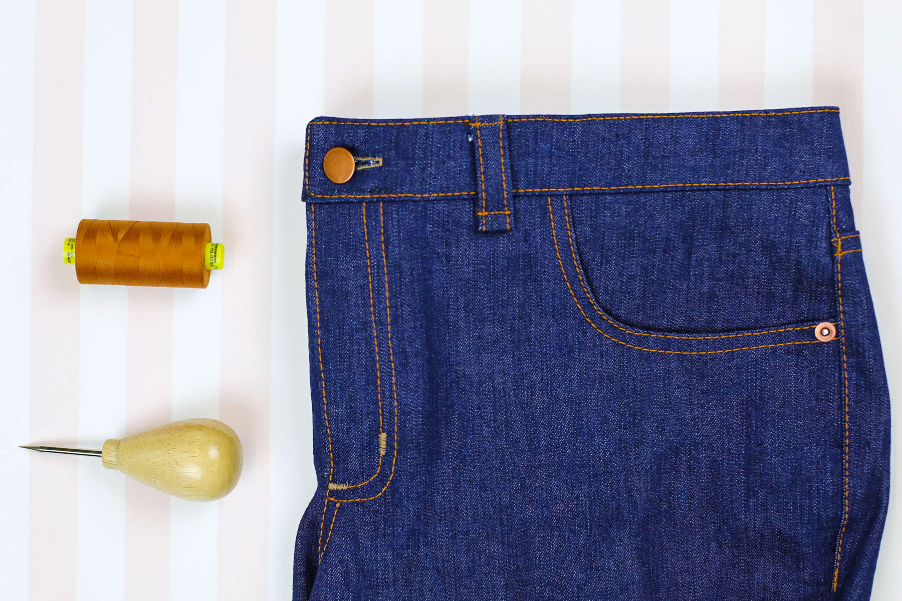 Jeans Sewing Supplies And Notions: Get Ready To Make Your