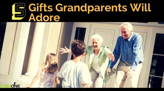 Gifts grandparents will adore