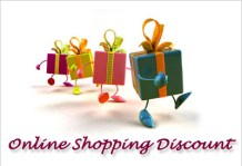 Online Shopping Discount