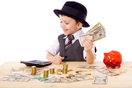 Money Management by Kids