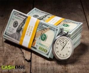 Short term loan cash