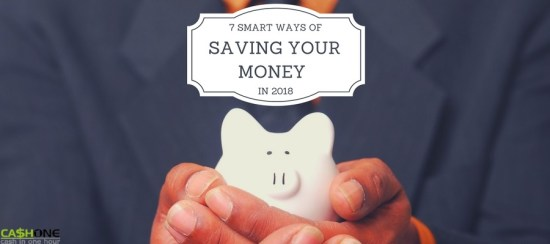 Smart Ways of Saving Your Money