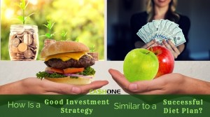 Good Investment Strategy is similar to a successful diet plan