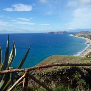 Porto Santo – Archipel de Madère