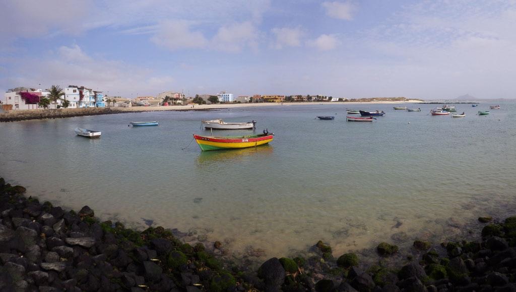 Cap Vert – Ile de Boa Vista