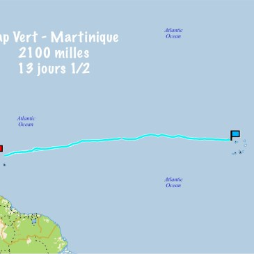 Bilan Transat Communication – Garmin In Reach