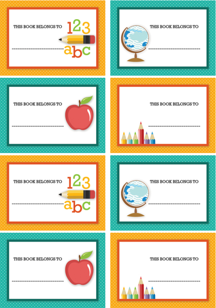Free Back To School Party Printables From Sarah Hope Designs  Catch My Party