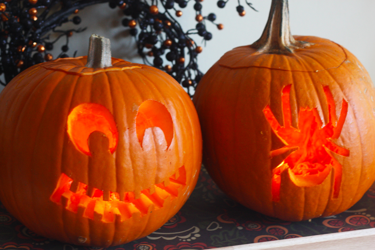 Diy How I Carved These Cute Pumpkins