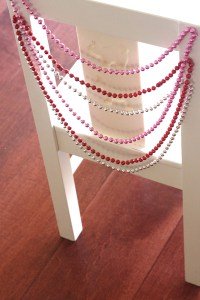 {DIY} How to Decorate a Princess Party Chair | Catch My Party