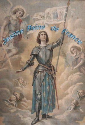 Jeanne Reine de France