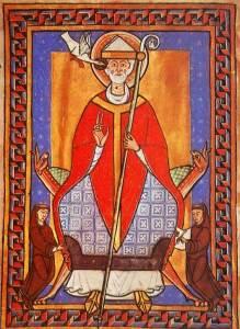 Le pape Grégoire VII