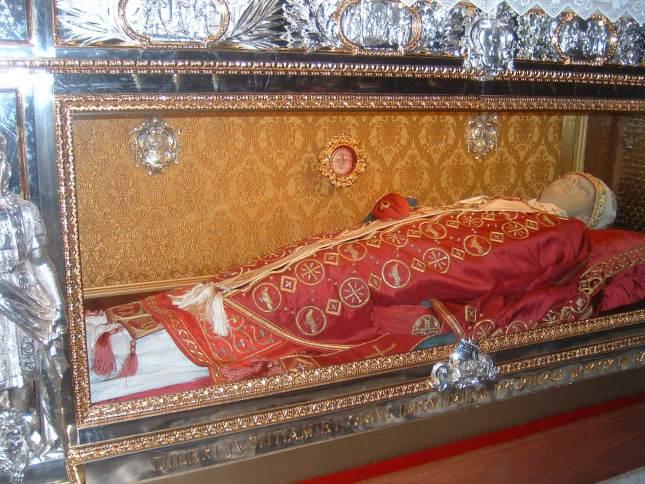 Tombeau du pape Saint Grégoire VII à Salerne