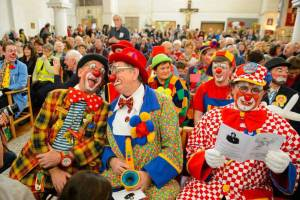 'messe'-clowns Conciliaire