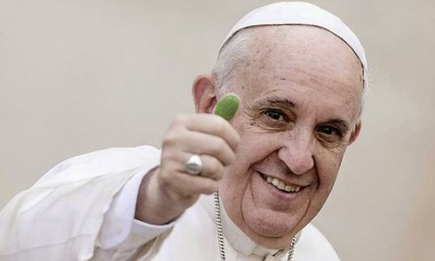 Bergoglio écolo