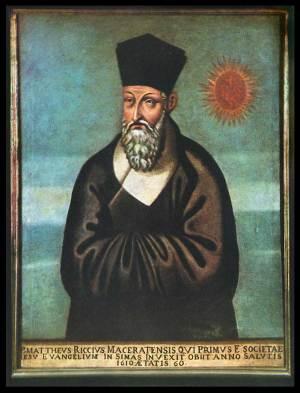 Le Jésuite Matteo Ricci