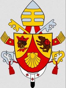 Armes de Benoît XVI