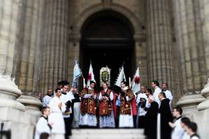 Une « communauté Ecclesia Dei »