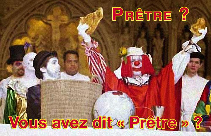 La F$$PX accueille toujours plus de laïcs déguisés en prêtres en son sein…