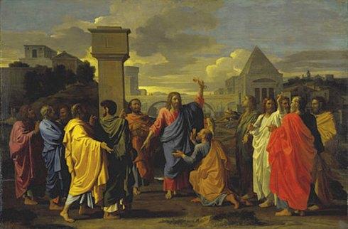 Les 7 Sacrements - L'Ordination de Nicolas Poussin - 1647