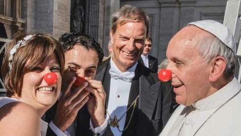 Le Clown Blanc Bergoglio